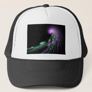 Spiral Comet Trucker Hat