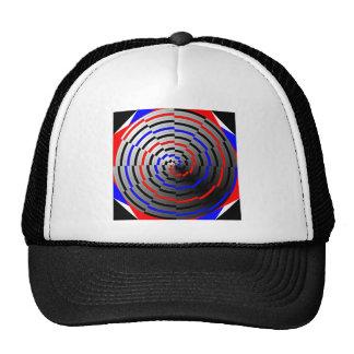 Spiral Cone by Kenneth Yoncich Trucker Hat