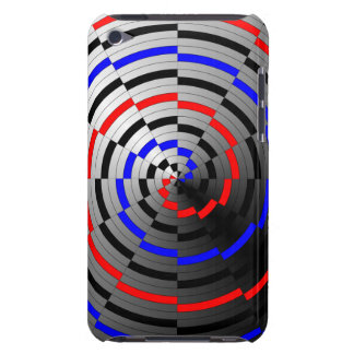 Spiral Cone iPod Touch Cover