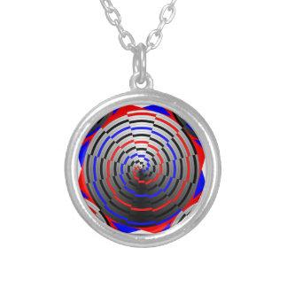 Spiral Cone Necklace