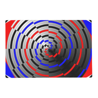 Spiral Cone Placemat