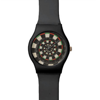 Spiral Dart Board Droste May 28th Watch