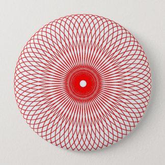 Spiral Design Button. Button