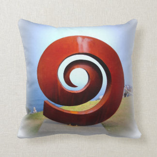 Spiral Design Cushion