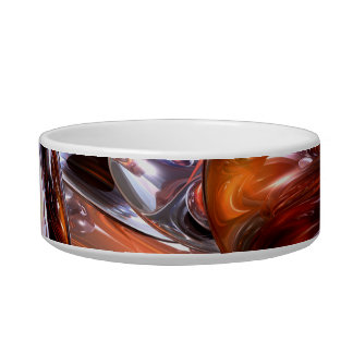 Spiral Dimension Abstract Bowl