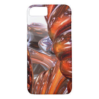 Spiral Dimension Abstract iPhone 7 Case