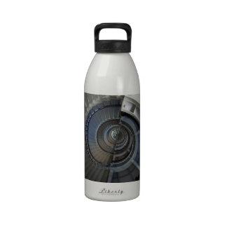 Spiral Drinking Bottle