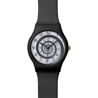 Spiral Droste Clock May28th Watch