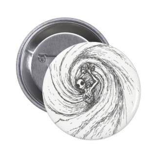 Spiral Encompassing Pinback Buttons