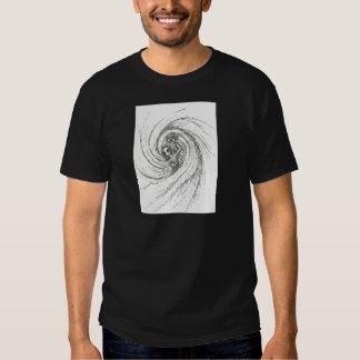 Spiral Encompassing T-shirt