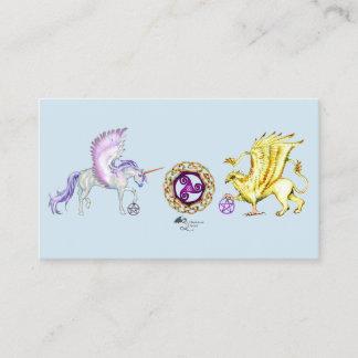 Spiral Essence Card