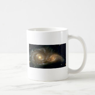 Spiral Galaxies Colliding Coffee Mug