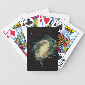 Spiral Galaxy 2 Bicycle Playing Cards