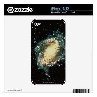 Spiral Galaxy 2 Skins For The iPhone 4