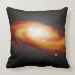 Spiral Galaxy 3 Pillow
