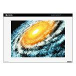 """Spiral Galaxy 4 15"""" Laptop Decals"""
