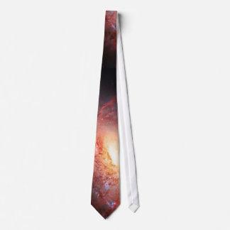 Spiral Galaxy Andromeda Milky Way Universe Stars Neck Tie