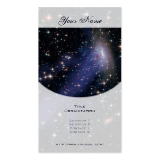 Spiral Galaxy ESO 137-001 Business Cards