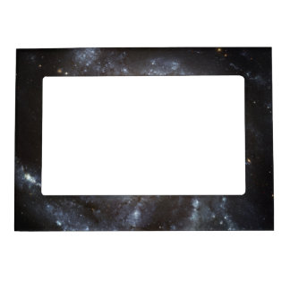 Spiral Galaxy M101 Magnetic Photo Frame