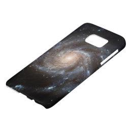 Spiral Galaxy (M101) Samsung Galaxy S7 Case
