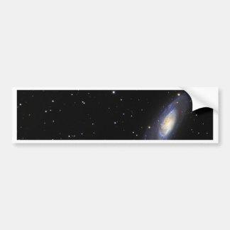 Spiral Galaxy M106 Bumper Sticker