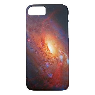 Spiral Galaxy M106 in Canes Venatici iPhone 8/7 Case