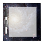 Spiral Galaxy M74 (Hubble) Dry Erase Boards