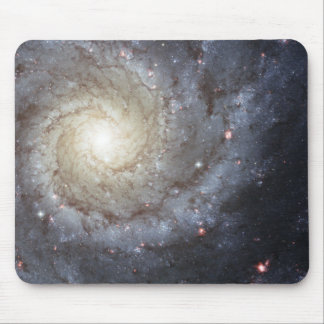 Spiral galaxy M74 Mouse Pad