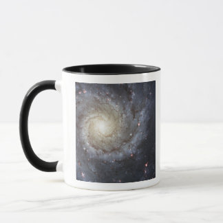 Spiral galaxy M74 Mug