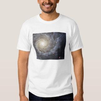 Spiral galaxy M74 T Shirt