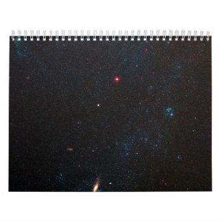 Spiral Galaxy M81 Details 6 Calendars