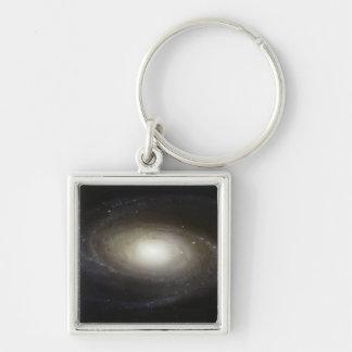 Spiral Galaxy M81 Keychain