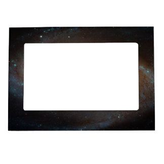 Spiral Galaxy M81 Magnetic Photo Frame