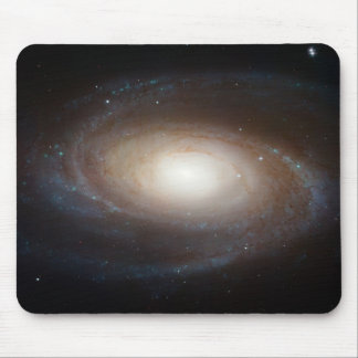 Spiral Galaxy M81 Mouse Pad