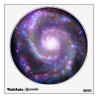 Spiral Galaxy M-51 Wall Sticker