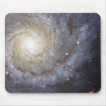 Spiral Galaxy Messier 74 NGC 628 Mouse Pad