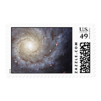 Spiral Galaxy Messier 74 NGC 628 Postage