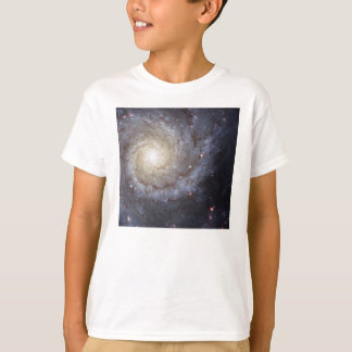 Spiral Galaxy Messier 74 NGC 628 T-Shirt