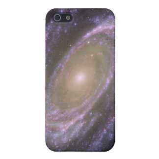 Spiral galaxy Messier 81 Cover For iPhone SE/5/5s