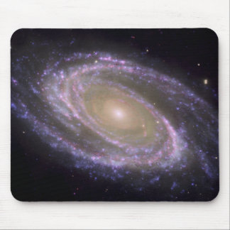 Spiral galaxy Messier 81 Mouse Pad
