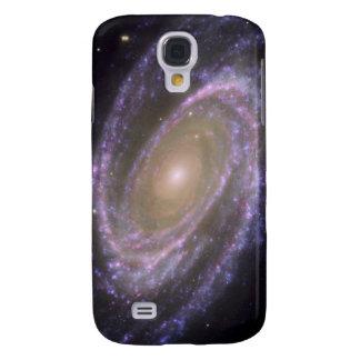 Spiral galaxy Messier 81 Samsung Galaxy S4 Cover