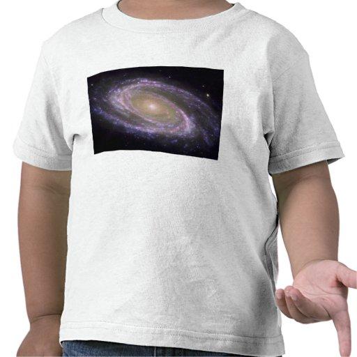 Spiral galaxy Messier 81 Shirts