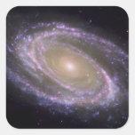 Spiral galaxy Messier 81 Sticker