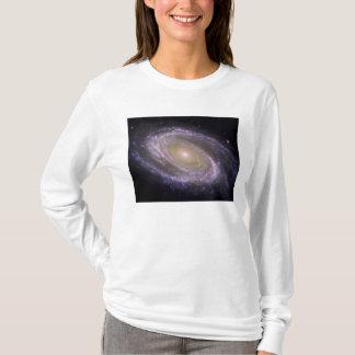 Spiral galaxy Messier 81 T-Shirt
