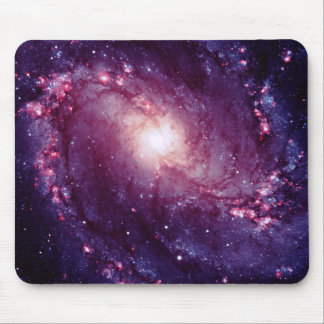 Spiral Galaxy Mouse Pad