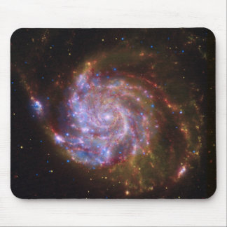 Spiral Galaxy Mousepads