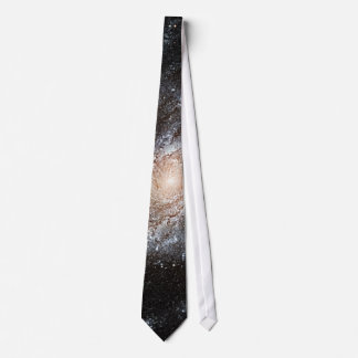 Spiral galaxy NASA Tie
