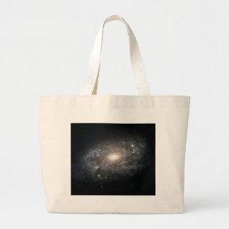 Spiral Galaxy NGC3949 Jumbo Tote Bag