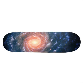 Spiral Galaxy NGC 1232 - Our Breathtaking Universe Skateboard Deck