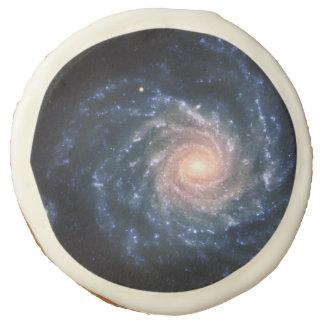 Spiral galaxy NGC 1232 Sugar Cookie